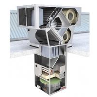 高大空间空调新风换气热回收型机组