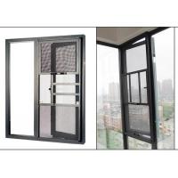 长沙星沙不锈钢金刚网防鼠防盗纱窗纱门制作安装
