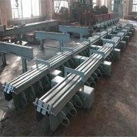 桥梁伸缩缝型钢伸缩缝毛勒缝GQF-C406080