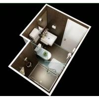 供应海尔整体卫生间、整体卫浴、集体淋浴房