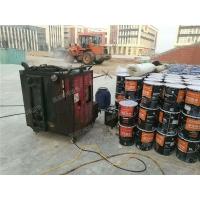 非固化溶胶机,大容量非固化橡胶沥青速熔设备