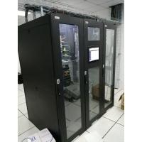 浙江省杭州市微模块一体化模块化服务器网络机柜机房