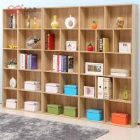 富滋雅专业定制书柜图书馆书房专用书架简约置物架