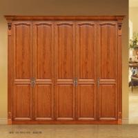 惠丰衣柜HF-9053实木衣柜现代新中式实木卧室家具