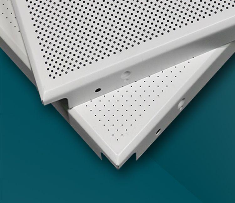 铝天花方板天花微孔天花钢板天花铝天花板冲孔铝板吊顶