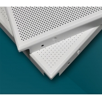 铝天花  方板天花  微孔天花  钢板天花