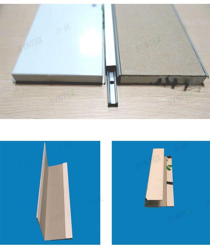 性动态抽插图机房装饰彩钢墙板 专用数据中心机房墙板防静电防火彩钢板