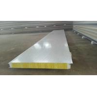 沈阳中海新型玻璃丝棉复合板,聚氨酯封边岩棉墙面板