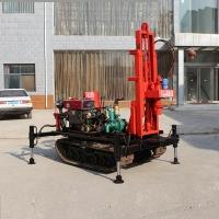 BK-高性能履帶液壓鉆機抓錐折疊鉆機