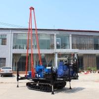 BK-工程履带三脚架钻机干钻