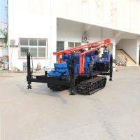 BK-磨盘式履带三脚架钻机车载钻机