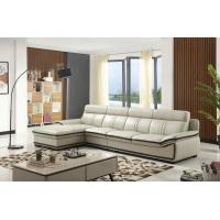 现代简约风格真皮沙发