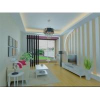 室内装修专用生态木浮雕板环保材料