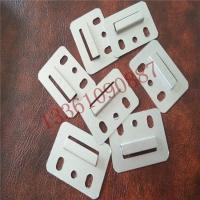 集成墙面护墙板安装金属卡扣通用不锈钢卡子