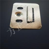 木塑護墻板使用不銹鋼槍釘卡扣大號防銹