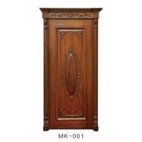 梦之门木业 扣线木门系列 MK-001