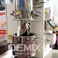 DEMIX立式捏合机,实验型高粘复材浆料系统