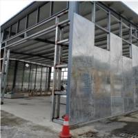 寧波鋼制防爆墻安裝公司 新建化工廠房防爆墻建設