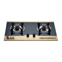 柏灵顿JZT-BLD-Z043玻璃面板双眼燃气灶