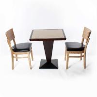 专业定制必胜客餐桌椅,餐饮店桌子椅子,定做餐厅家具