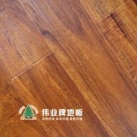 伟业牌实木地板