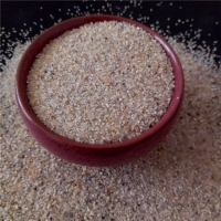 石茂供应质感圆粒砂 天然铸造用圆粒砂油田专用