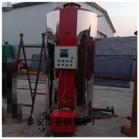 新型节能立式工业燃气蒸汽锅炉