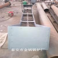 链条式刮板除渣机 定制双链刮板除渣机