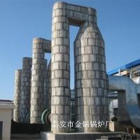 麻石脱硫塔设计方案-加工定制麻石脱硫除尘器