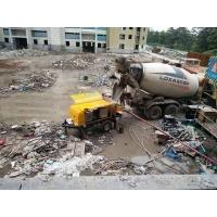 细石超高压混凝土泵