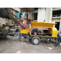 细石混凝土泵机价格