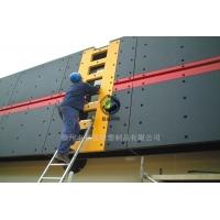高分子防撞工程塑料板,码头护舷板定做(图)