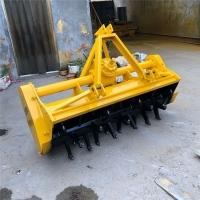 亿泰1800三七灰土拌合机 拖拉机牵引式路拌机