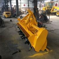 灰土拌合机 拖拉机牵引式路面拌和机