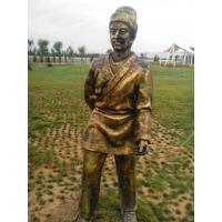 人物雕塑  名人雕塑  玻璃钢人物雕塑