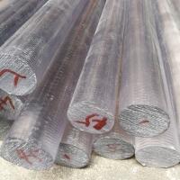 透明PC棒 高强度耐力棒 聚碳酸酯圆棒 工厂直销