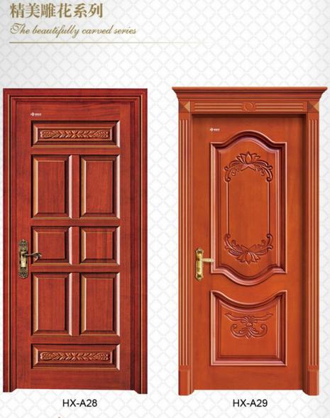 赛诺尔木门实木门原木门厂家复合门卧室门强化门钢质门铝木门