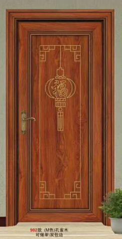 佛山铝木房间门,锌合金钢质门,锌合金房间门,电解板钢质门