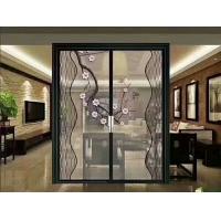 佛山卫生间门,铝合金门窗厂,卫生间隔断,推拉门,平开玻璃门