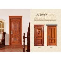 房间门复合实木门橡木门原木门实木烤漆门赛诺尔室内门厂
