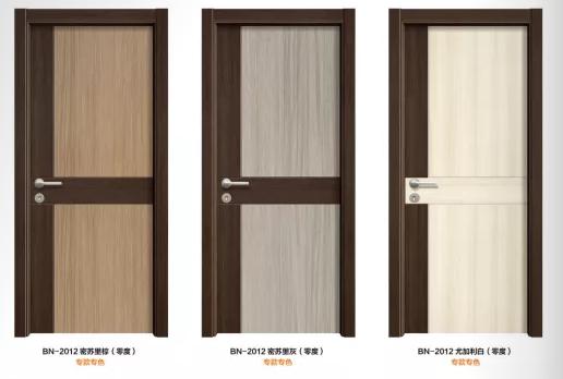 生態夾板門,廣東強化室內門,工程夾板門訂做,房間門,實木門