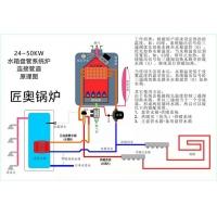 匠奧燃氣采暖容積式洗浴熱水系統壁掛爐
