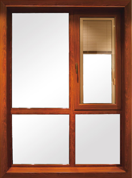合肥派克森门窗平开窗海德堡系列C-70平开窗