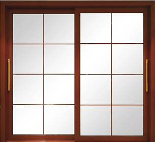合肥派克森门窗重型推拉门夏洛特M-系列双轨推拉门