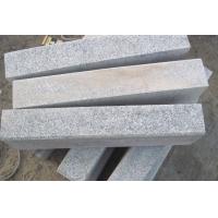 广东深圳宝安批量生产芝麻白喷砂面石材芝麻白石材