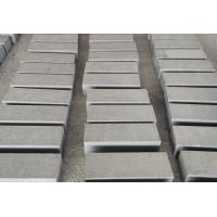 广东深圳福田芝麻黑喷砂面厚板长板G654石材建筑工程供应商