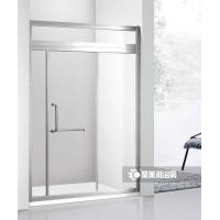屏風二固一移8070-南京淋浴房廠家-聚美淋浴房