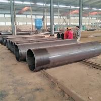 灵煊牌Q355钢结构焊管600支柱焊管用途