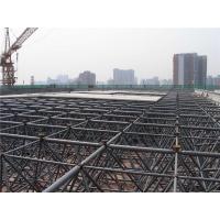 螺栓球網架加工制作 煤棚網架加工