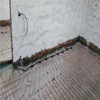 电地暖 碳纤维家用经济型发热电缆安装